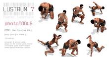 LUSTRUM 7 poses - ManStudies FullPack (8 in 1)