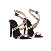.:ENVIEE:. ENVIEE Assassian Heels {Glacier}