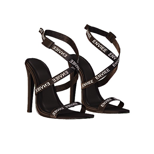 .:ENVIEE:. ENVIEE Assassian Heels {Blackout}
