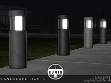 Burin: Landscape Lights