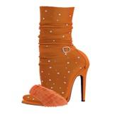 .:ENVIEE:. Goldie's Fur Heels {Kaure}