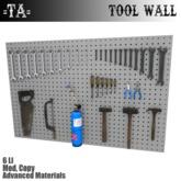 =TA= Tool Wall