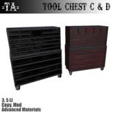 =TA= Tool Chest C & D