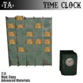 =TA= Time Clock