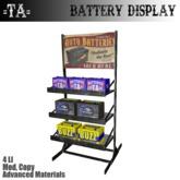 =TA= Battery Display
