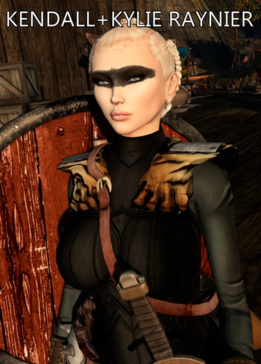 Second Life Marketplace K K Raynier Lagertha War Face Paint Vikings Omega Applier