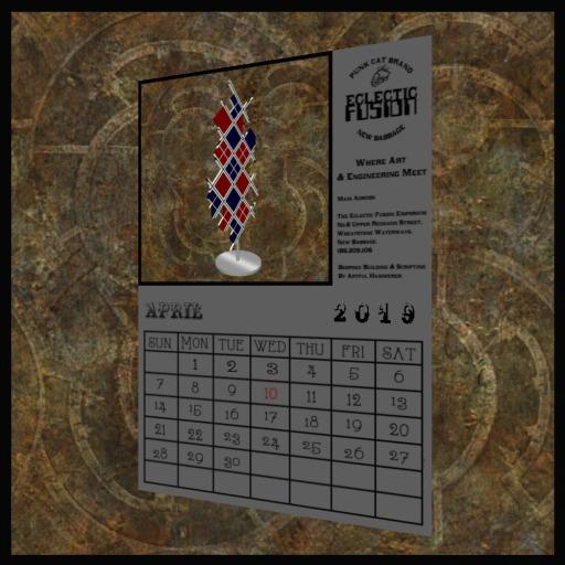 EF-Home: Perpetual Calendar