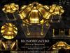 E.V.E Gazebo {Gold/Chocolate Box}