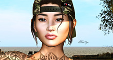 MDF  Shape #02 Korina - Lelutka - (wear/rez)