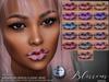Sintiklia. - Lipstick Blossoms(Genus)