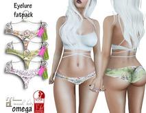 Eyelure Fatpack of  Panties w/Appliers Maitreya,SLINK, OMEGA