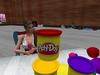 Play dough table 002