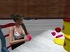 Play dough table 003