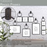 Tuesdays Ringed Frames Set
