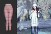 [Canimal] Storm Leggings Pink