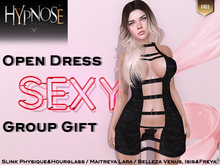 HYPNOSE - OPEN DRESS GROUP GIFT