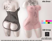 GIFT Promo Christmas MH-Alia Dress Collection Gift Group
