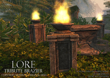 {LORE} Tribute Brazier
