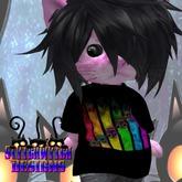 ~SWD~ Dinkie Neon Music Tshirt