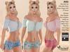 ST :: Nikki Outfit - Maitreya, Slink (P, H), Belleza (V, I, F)), Tonic (C, F), eBody- 10 Text
