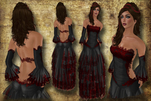 *Inspirations* by Inga Gothic Lace / Scarlet Nights