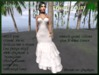 =<SB>=Pearl color Raven Gown