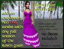 =<SB>=Bold Color addon HUD for Raven Gown