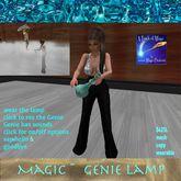 Genie In a Bottle-Bag