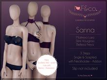 [I<3F] - Sanna [undress me]