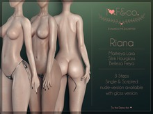 [I<3F] - Riana [undress me]