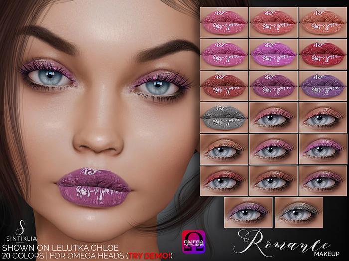Sintiklia. - Makeup Romance(Omega)