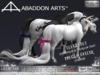 ABADDON ARTS - THAV/PET - Lillie Tail STEEL~LUXE