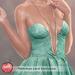 (AMD) Mayla Dress - Mint (wear to unpack)