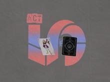 ACT5-Joker Playing Card