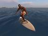 Surfboard pose 022