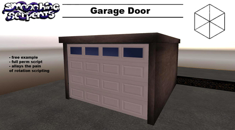 Garage Door - Full Permission
