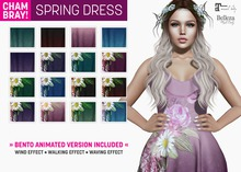!Chambray Spring Dress [FATPACK]