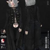 Goth1c0: Huntress Leather Coat