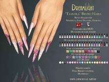 """[Dreamlight] """"Taylola"""" Bento Nails"""
