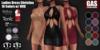 GAS [Ladies Dress Christina - 10 Colors w/HUD FATPACK]