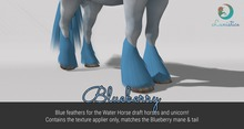 Lunistice: Blueberry - Water Horse Feathers