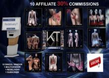 ~ Kira TattOO ~AFFILIATE 3 -- 30 % commissions