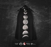 Goth1c0: Kath Loose Dress - Moon