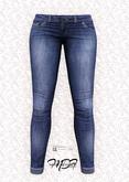 MDF -  Skinny Jeans Btoght Blue (wear/rez)