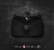 Goth1c0: Lethia Shorts - Black