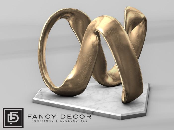 Fancy Decor: Bradley Sculpture