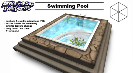 - Swimming Pool - rez Floaties, animated (PG)