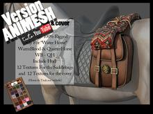 saddlebags+cover QH+WB // For Animesh
