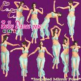 *CC* Belly Dance pose