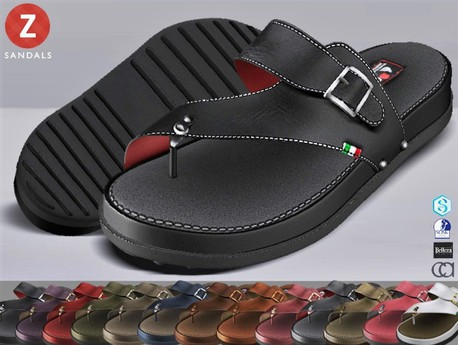 CA PROMO BELLEZA JAKE SIGNATURE SLINK Z SANDALS GENTS FAT PACK